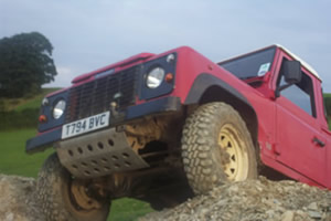 Trax & Trails, Cornwall & Devon 4x4 Driving Days, Training Courses and 4x4 Lessons